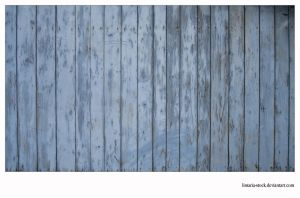 Blue Wood by Limaria-Stock