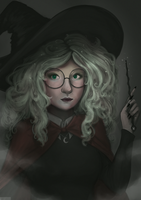 Witch by Ghostlyfail