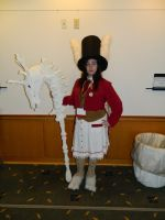 Hobby Horse Alice Setsucon 2015 by bumac