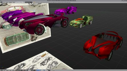 FewNewVehicles4-convexproject.blogspot.com by tonux-formation