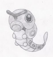 10. Caterpie
