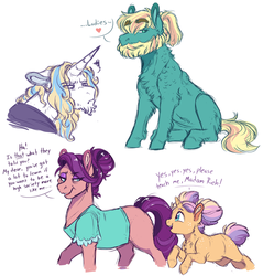 Character Doodles by Lopoddity