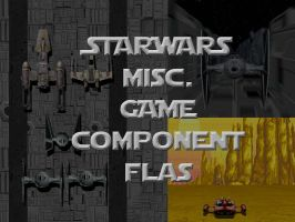 Starwars Flash FLA Gamepack by dbszabo1