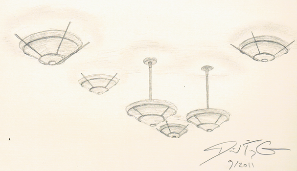 Lamps, not UFOs by dtchen
