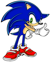 Sonic soap shoes by megax88