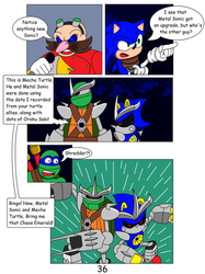 Clash of Two Worlds Chapter 2 page 36 by SuperSentaiHedgehog