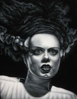 Bride of Frankenstein by BruceWhite