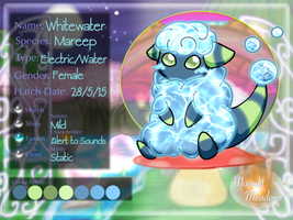 .: PKMNation - Whitewater :. by GuardianofLightAura