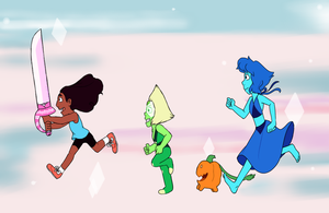 The Crystal Temps by popinat