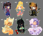 [28] [OPEN] Auction - chibi adopts girls/boys! by Hell-Alka