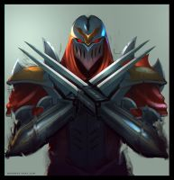 the unseen blade is the deadliest by TheFearMaster