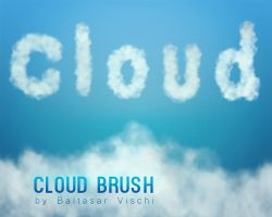 Cloud Brush - by Baltasar Vischi by BaltasarVischi