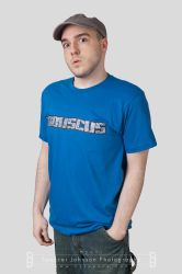 Tobuscus Shirt Self Portrait 2 by cyspence