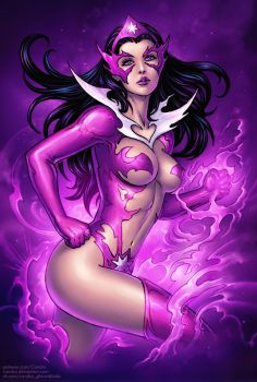 Star Sapphire (SFWVersion) by Candra