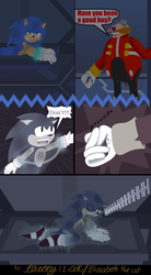 If Sonic was actually tortured in sonic forces. by fluffy11cat