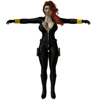 Preview: Black Widow by willdial