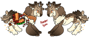 XMAS BAEBUOY AUCTION! [closed!] by onioned