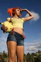 Misty Cosplay 2 by AllysaH-Photography