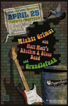 April 25 2014 Copperfields Mighty Grimey by Quikdeth