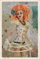 BJD doll Ball jointed Rococo OOAK by SutherlandArt