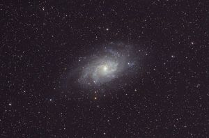 M33 - The Triangulum Galaxy by ZeSly