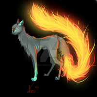 Axis - ADOPTABLE [OPEN] by NemuTheDeer