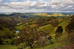 Strathbogie Ranges by Bjay70