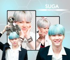 Suga PNG'S by ALITTLEPUZZLE