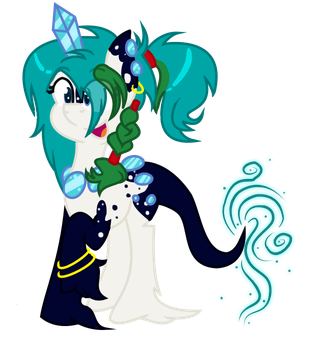 [Raffle prize] Freya the Mythical Cluster by turbo1701