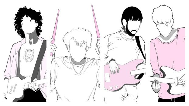 The 1975 by Rii-Kuro
