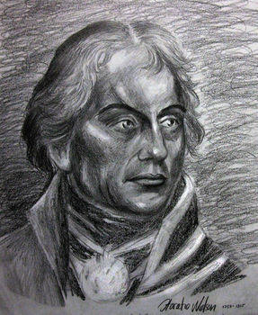 Two Hour Sketch: Nelson by Uranus-seventhsun
