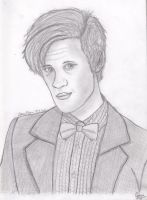 The Doctor by The-Girl-Who-Waited