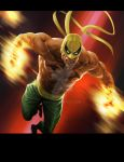 IRONFIST_MARVEL CHARACTER by EVC