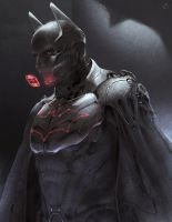 Batman by ryanhdz