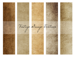 Vintage Texture Pack by lilydust