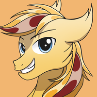 Headshot Commission (SyntaX99) by Mutant-Horsies
