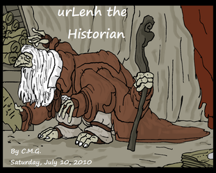 urLenh The Historian by GearGades