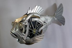 HatchetFish 500 by HubcapCreatures