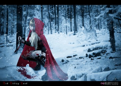 Red Riding Hood by MelodyPictures