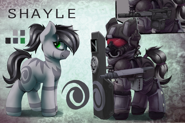 Shayle Ref by blvckmagic