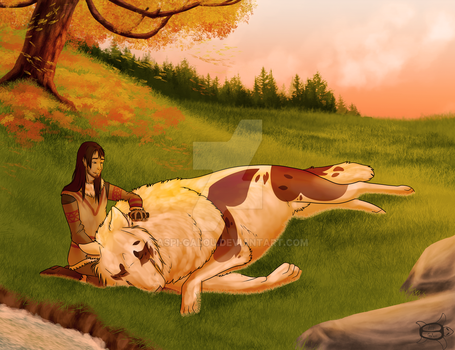 Harmony prompt - Tender by Aspi-Galou