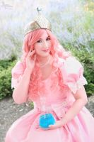 Fancy Princess Bubblegum I by EnchantedCupcake
