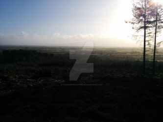 Landscape in Tipperary by TheMadnessOfMe