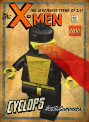 Cyclops by mikenap22