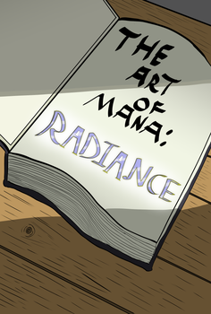 Art Of Mana: Radiance Chapter 1 cover by G-Tempest