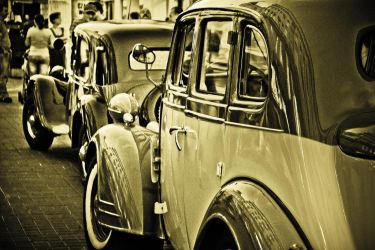 Old cars by pszczolabzzz