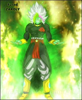 Another Nightmare: Fused Zaroly by TheOnePhun211