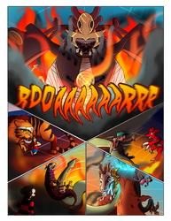 DTJ Round 3: Page 8 by Ryu-wolf