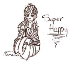 Gaia Commish: Superhappy by chaosmelon