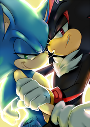 We are alike by f-sonic